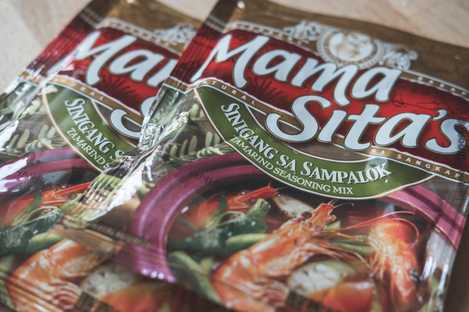 Mama Sita Brand Sinigang Seasoning