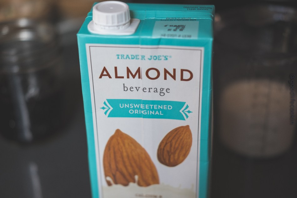 Almond Beverage by Trader Joe's