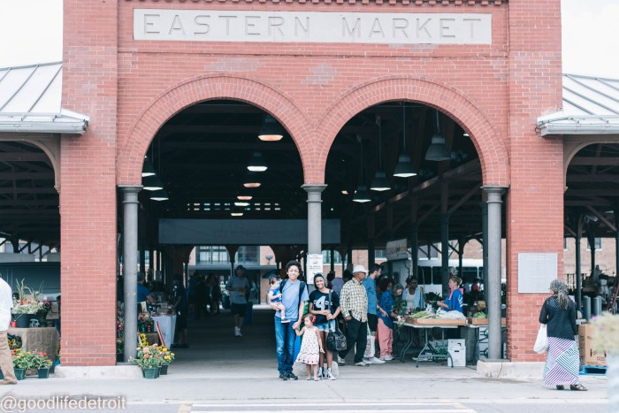 Eastern Market's Tuesday Market