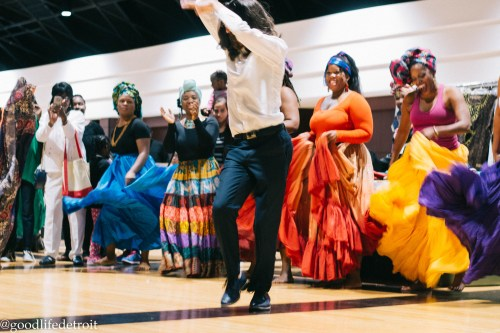 Community Dance