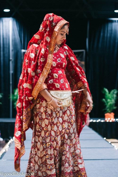 Traditional Palestinian Wedding Dress