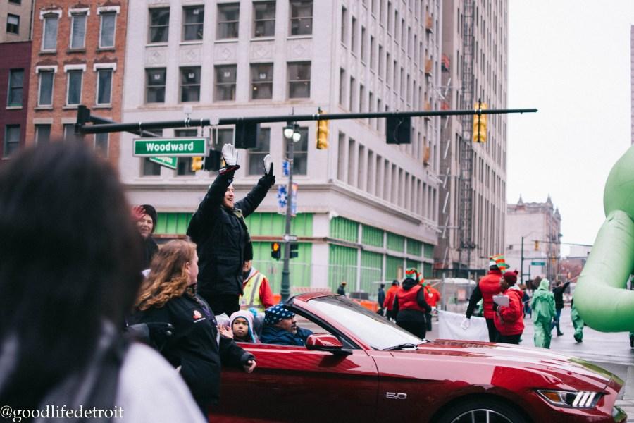 Detroit Thanksgiving Parade