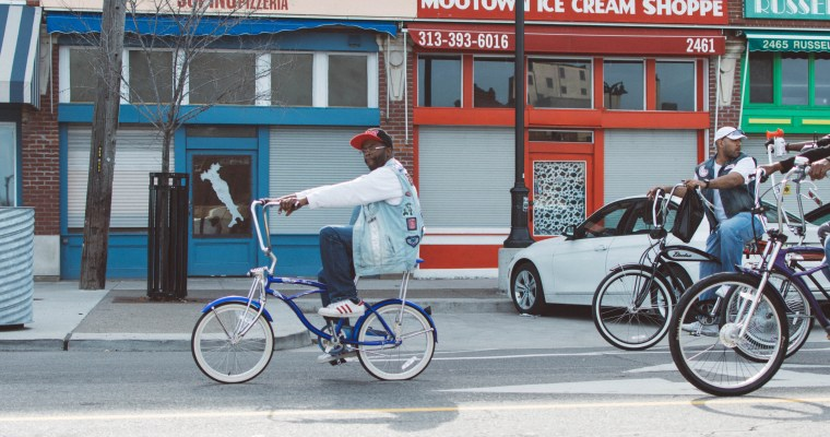 Detroit Street Photography: Bike Life in the D