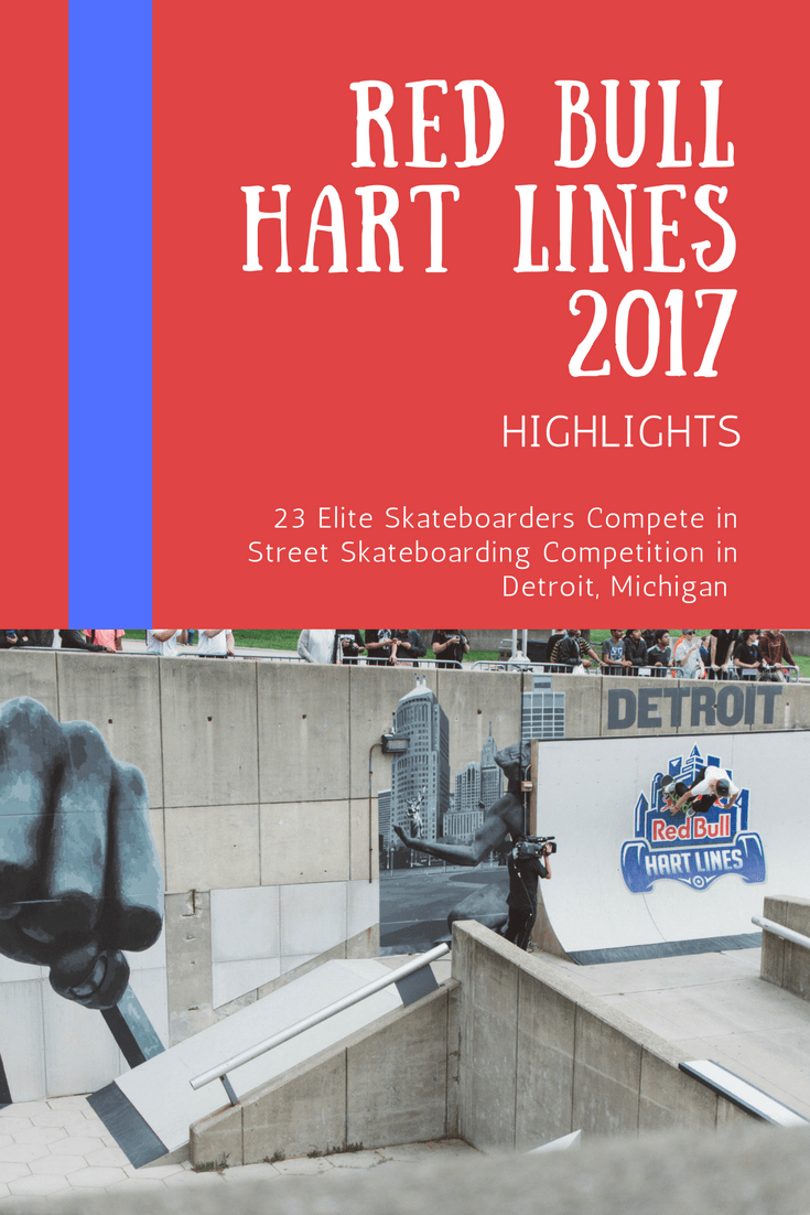 Red Bull Hart Lines 2017