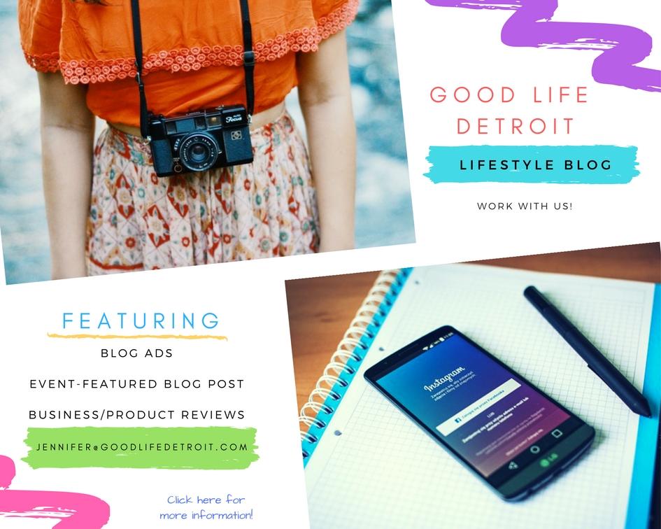 Good Life Detroit Blog