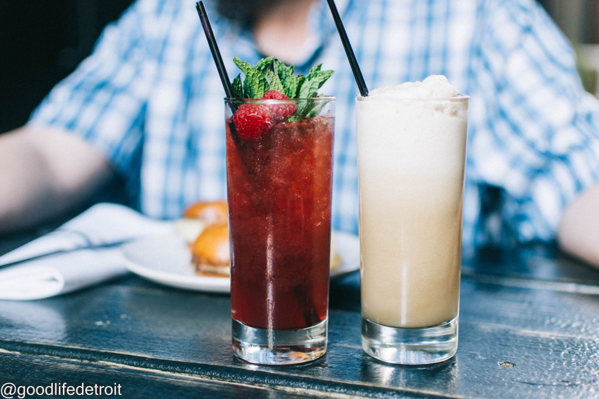 Date Night at The Skip (and Two Mocktail Recipes!)