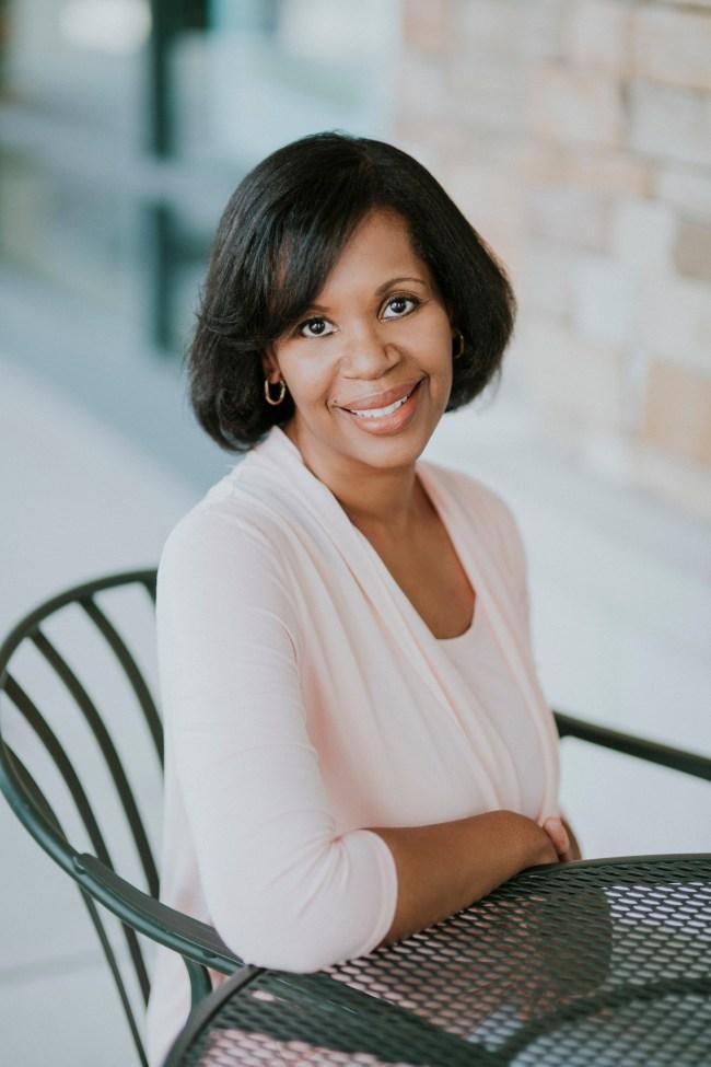 Cheryl Robinson Author of Until Ray