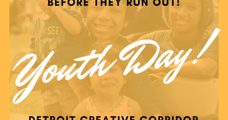 Get Your Tickets to DC3's Youth Day Before They Run Out!
