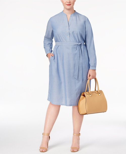 Macy's Shirtdress