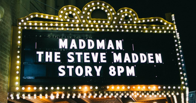 MADDMAN: The Steve Madden Story Ann Arbor Premiere
