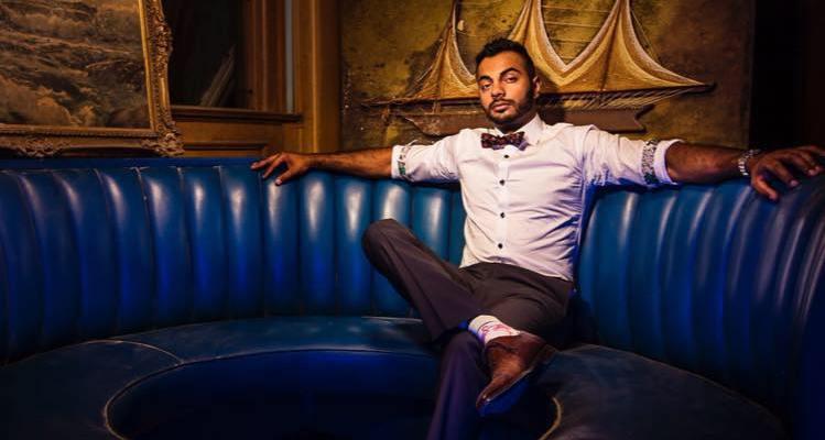 Detroit Bartender Adil Yamin Shares His Violet Beauregard Scotch Cocktail Recipe