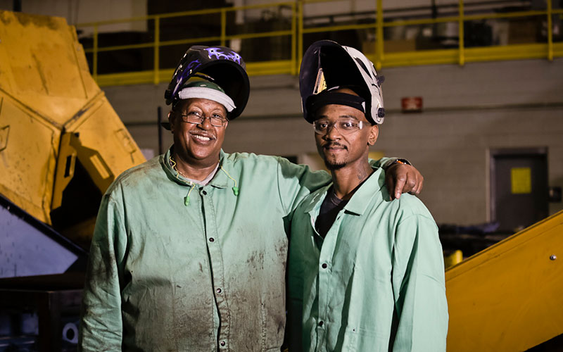 Goodwill Industries of Greater Detroit Green Works Expands Used Oil Filter Recycling