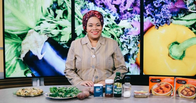 Delicious Potato Masala Recipe (As Seen On ABC12 WJRT for Vegan Month)