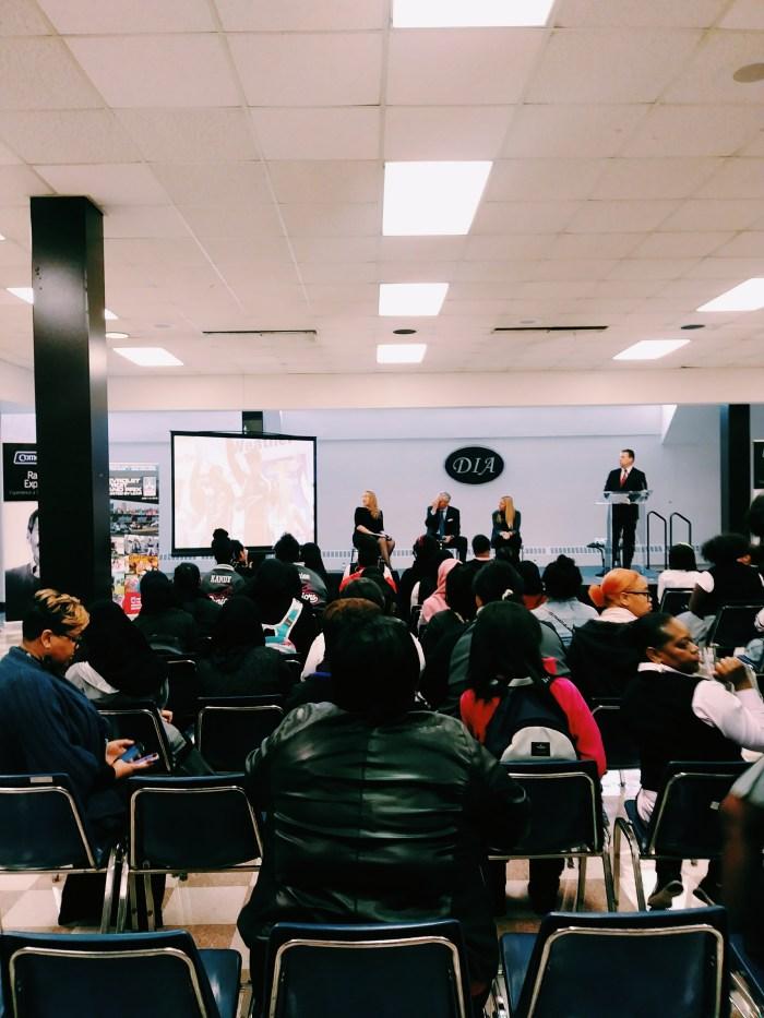 Detroit International Academy for Young Women