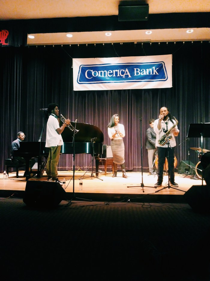 18th Annual Comerica Java & Jazz