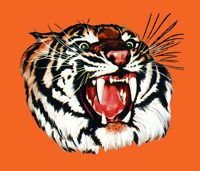 Detroit Tigers 1968
