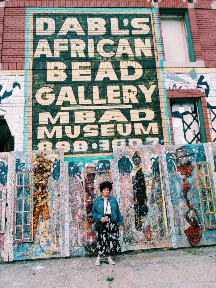 Dabls MBAD African Bead Museum