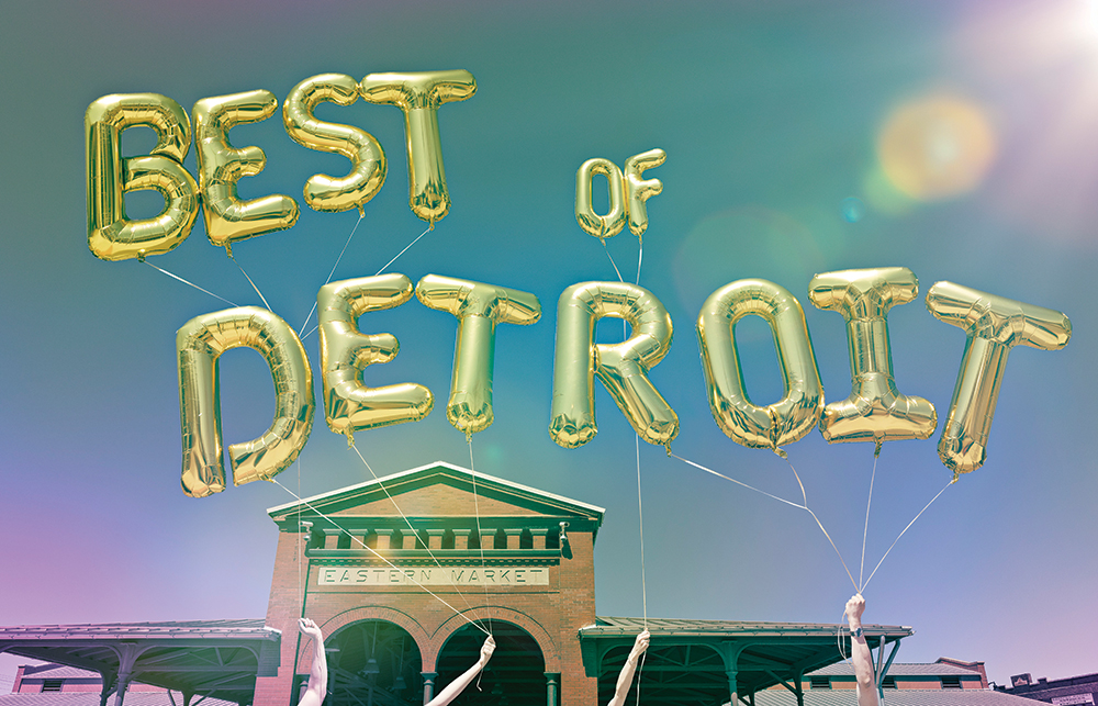 Hour Detroit's Hosting the Hottest Party of the Summer: Best of Detroit 2018