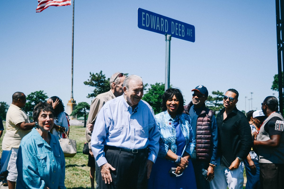 Detroit Business Leader Edward Deeb Honored with Belle Isle Street, and We Can't Wait to Attend Our First Metro Detroit Youth Day!