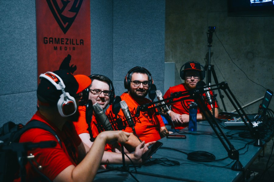 GameZilla Media Podcast