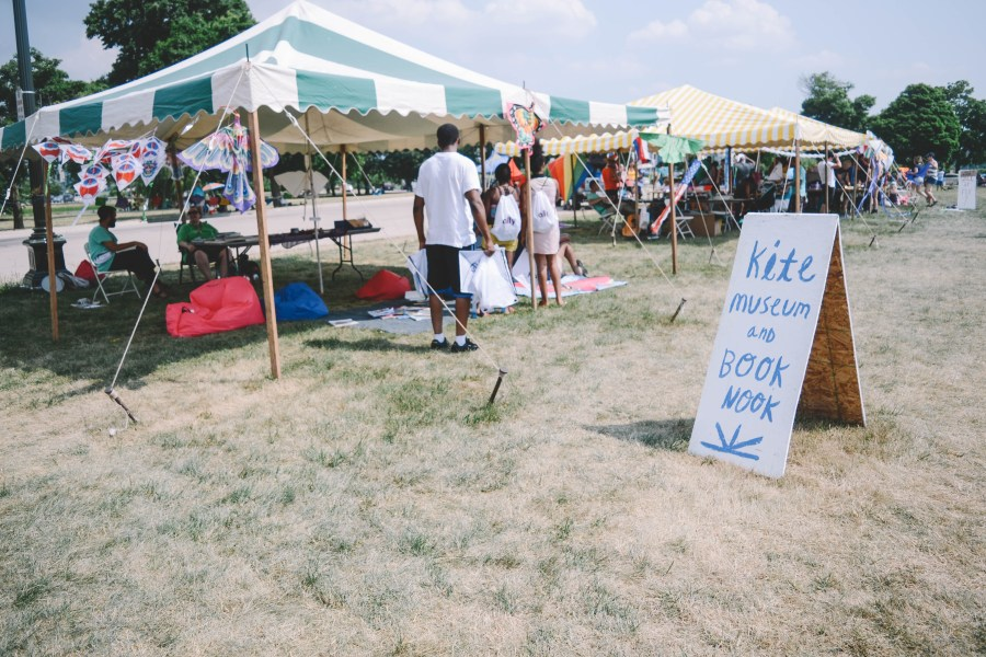 Detroit Kite Festival 2018