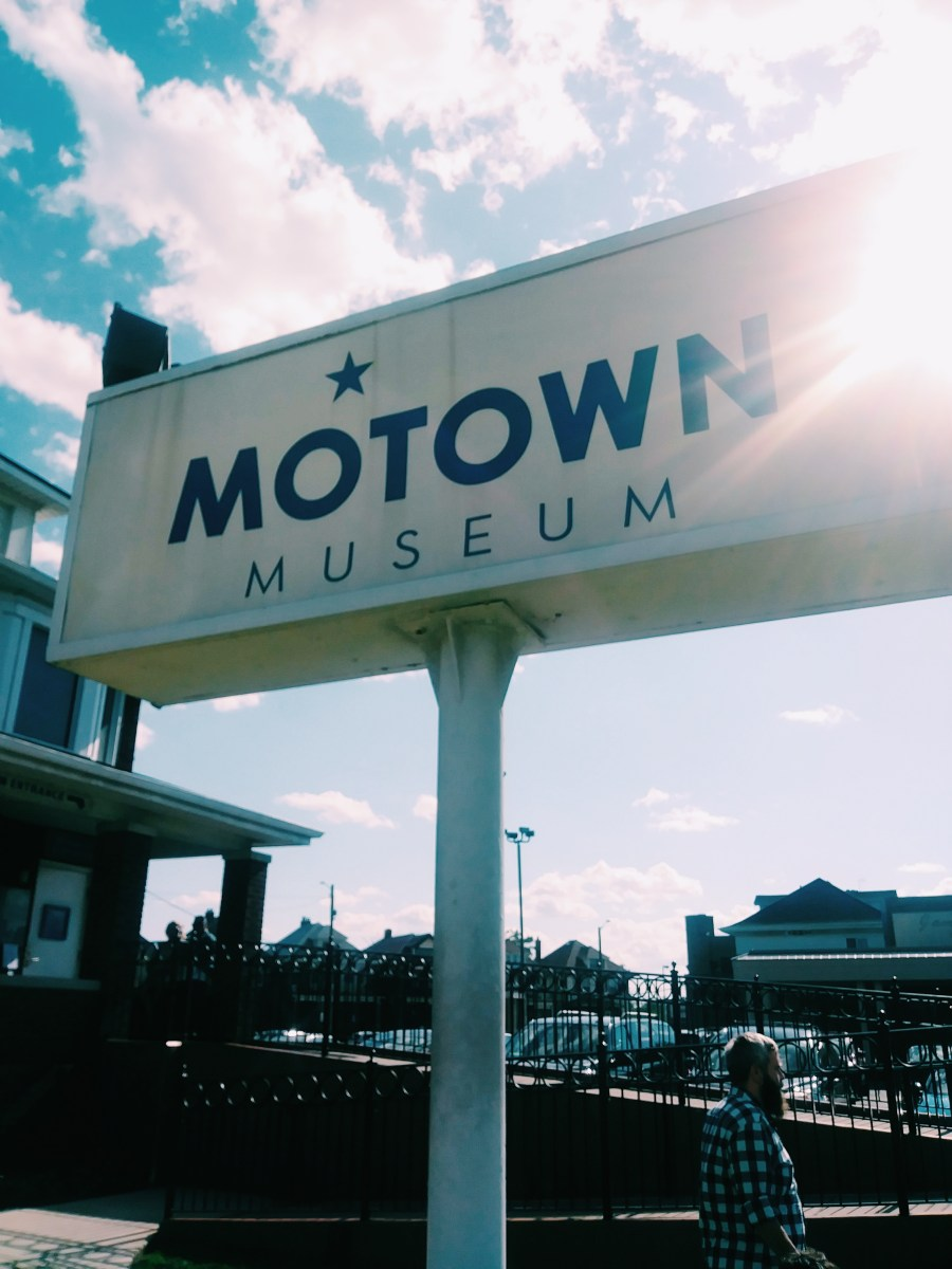 Motown Museum Detroit