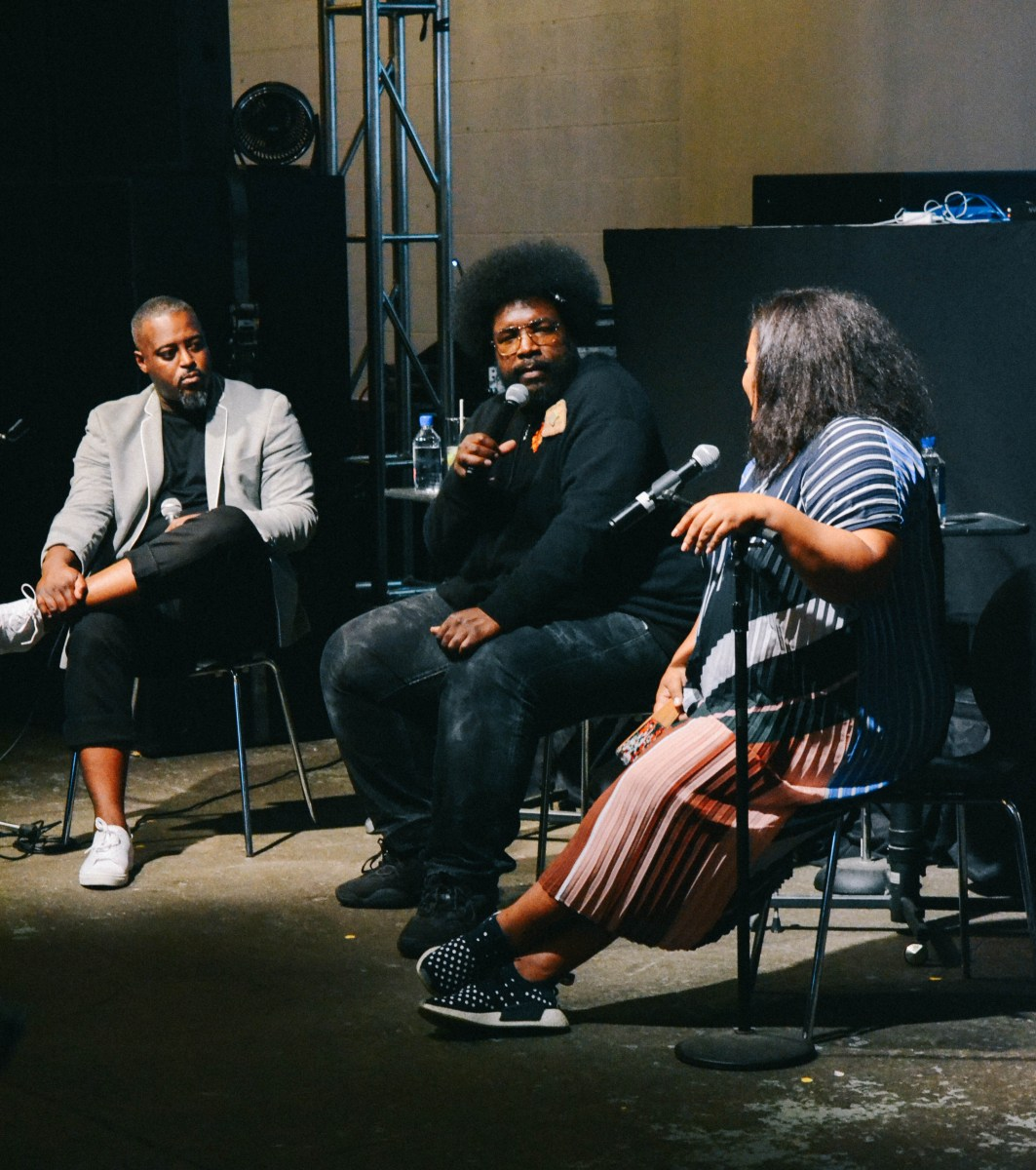 My Time at the Intersection Series: The Science of Food and Music with Questlove, Chef Max Hardy, and dream hampton