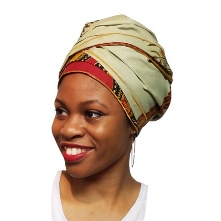 Dupsie's African Clothing sells a variety of African fabric and African headwraps!