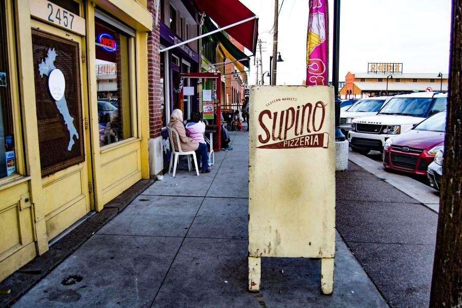 Supino's Pizzedria Detroit