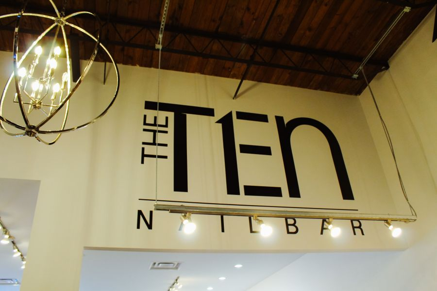 The TEN Nail Bar Grand Opening Party | Detroit Business