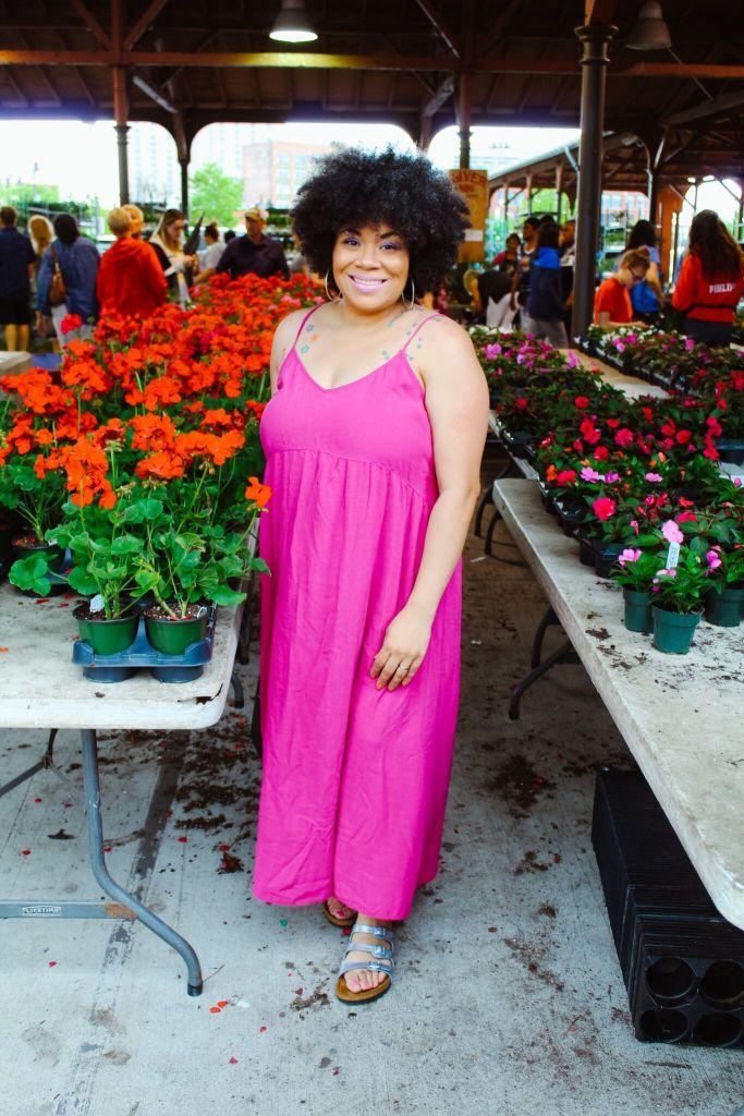 Eastern Market Flower Day | Detroit, Michigan