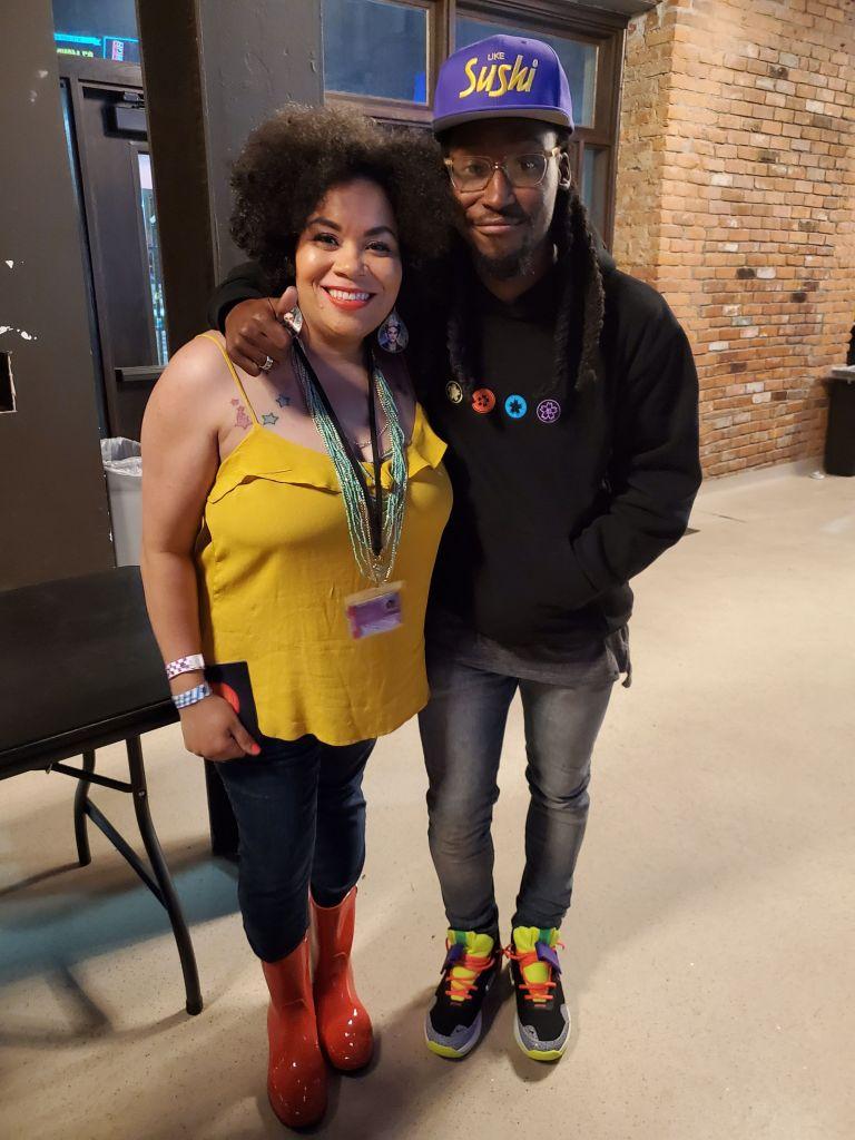 Alfred Banks Hip Hop Artist