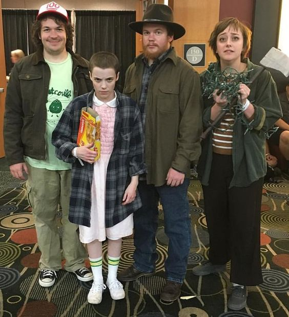 Stranger Things Halloween Costume Ideas