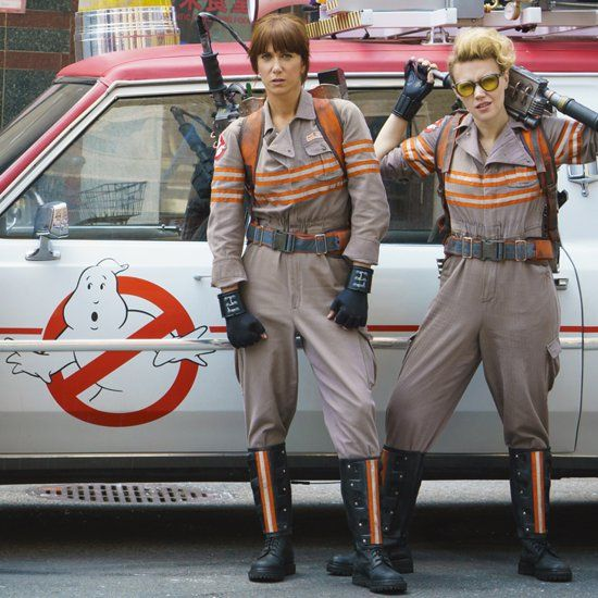 Ghost Busters Movie