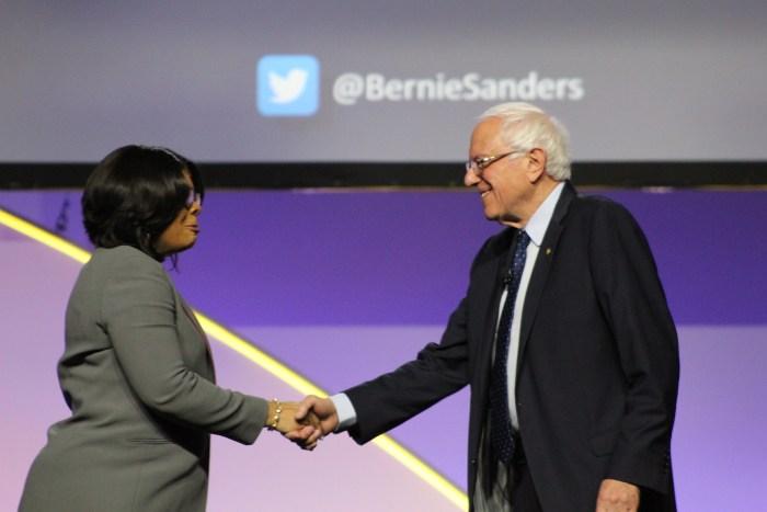 Senator Bernie Sanders NAACP Presidential Candidate's Forum