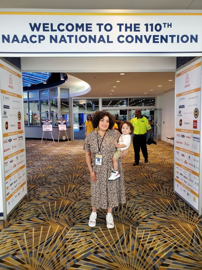 NAACP Convention: Highlights, Photographs from the Detroit Convention