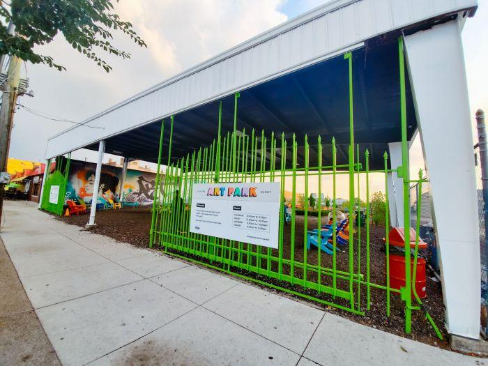 Eastern Market Art Park