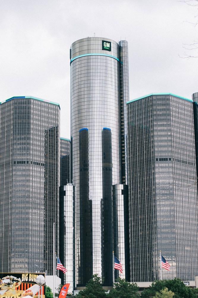 Renaissance Center Detroit