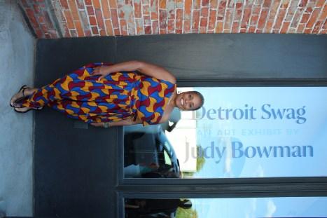 Detroit Judy Bowman
