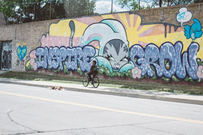 Detroit Mural Art: Inspire, Grow
