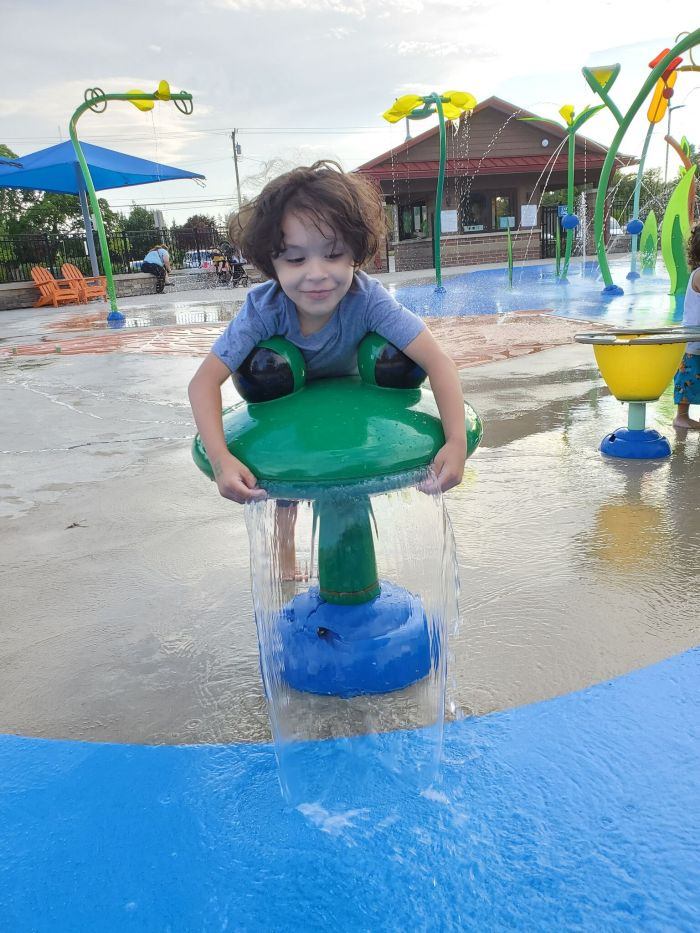 Sterling Heights Splash Pad