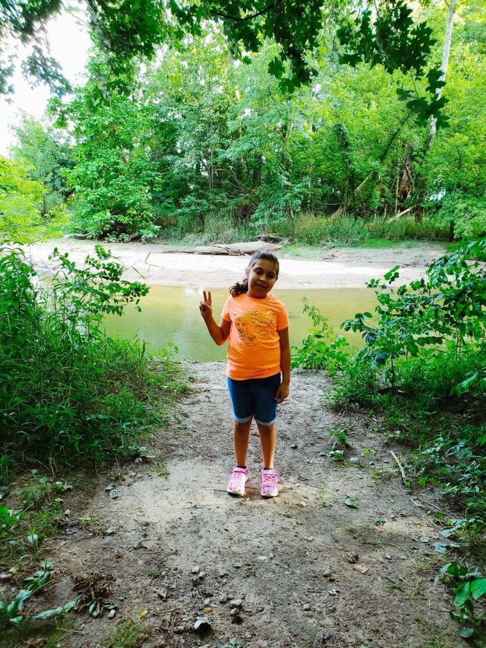 nature walk activities for kids