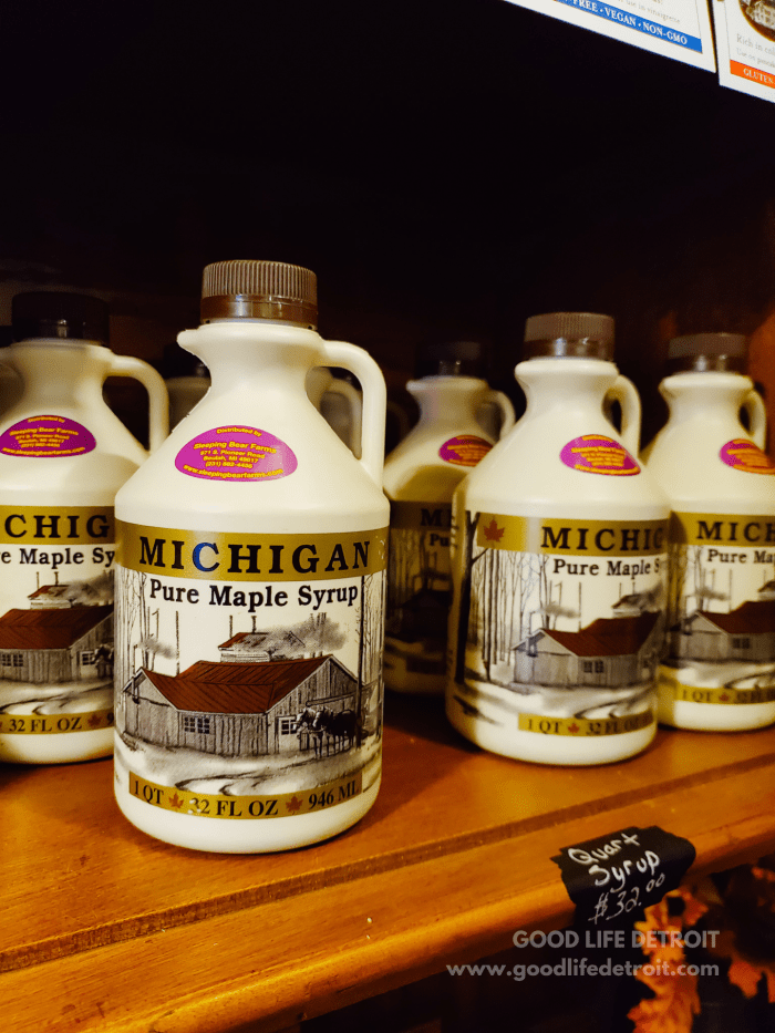 Michigan Pure Maple Syrup