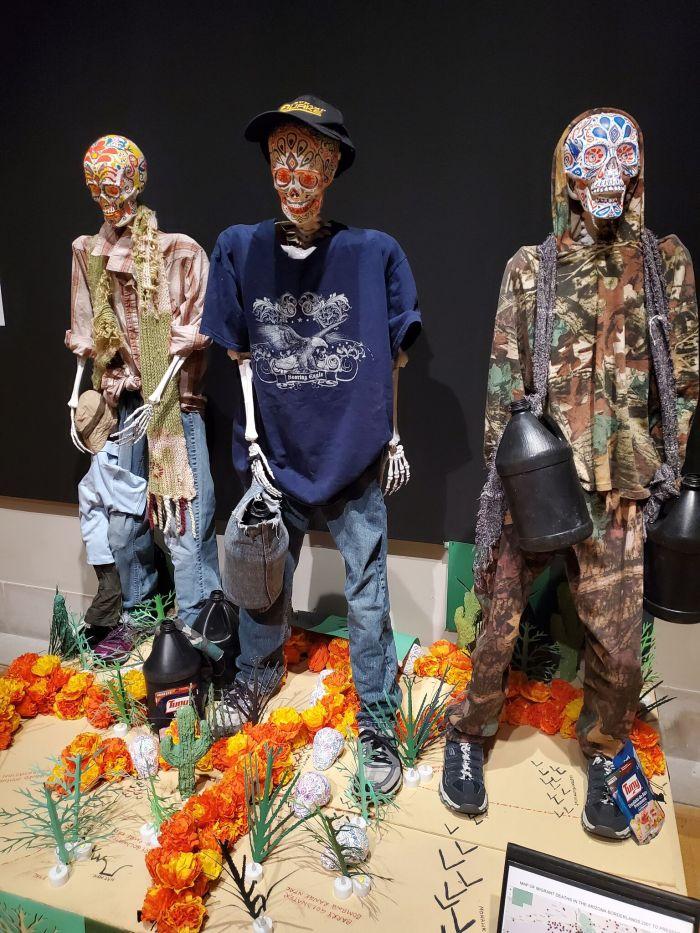 Ofrendas Art Exhibit Detroit
