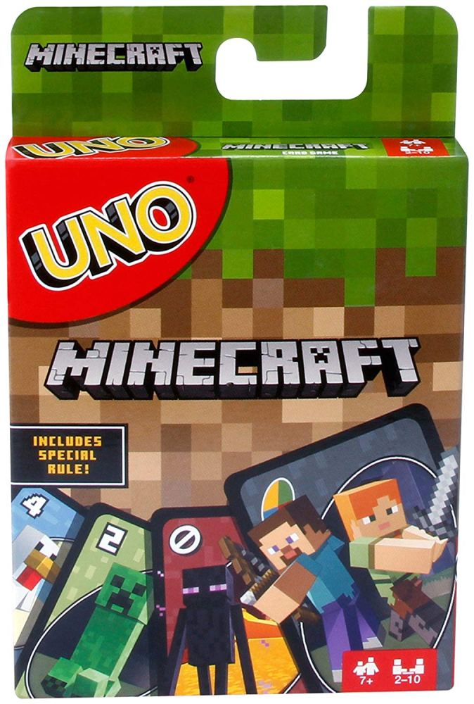 UNO MINECRAFT GAME