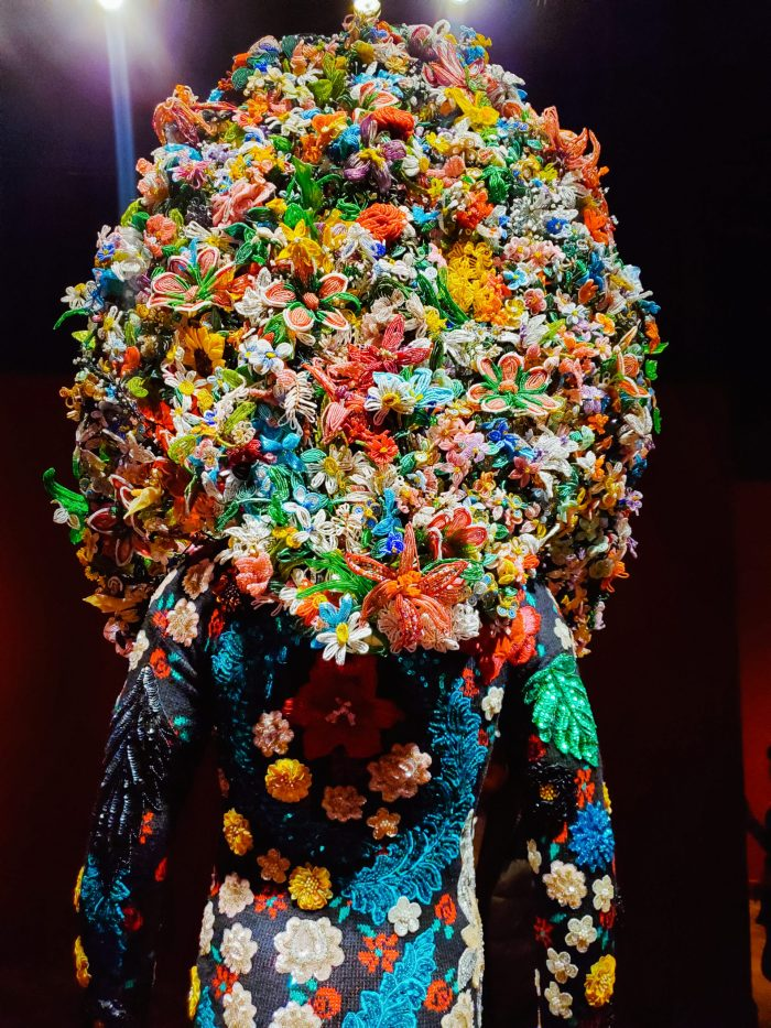 "African American Art: ""Soundsuit"" (2010) by Nick Cave"
