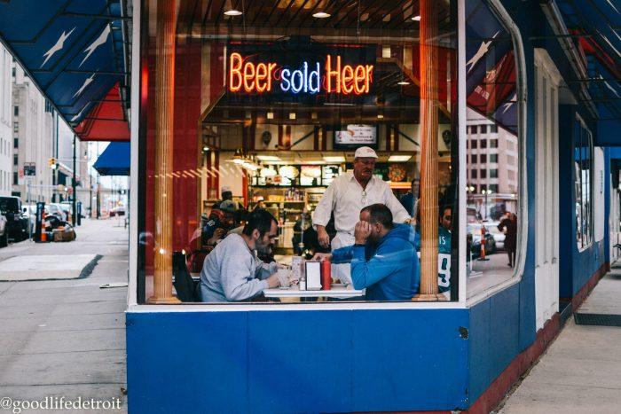 Detroit Photography: American Coney Island