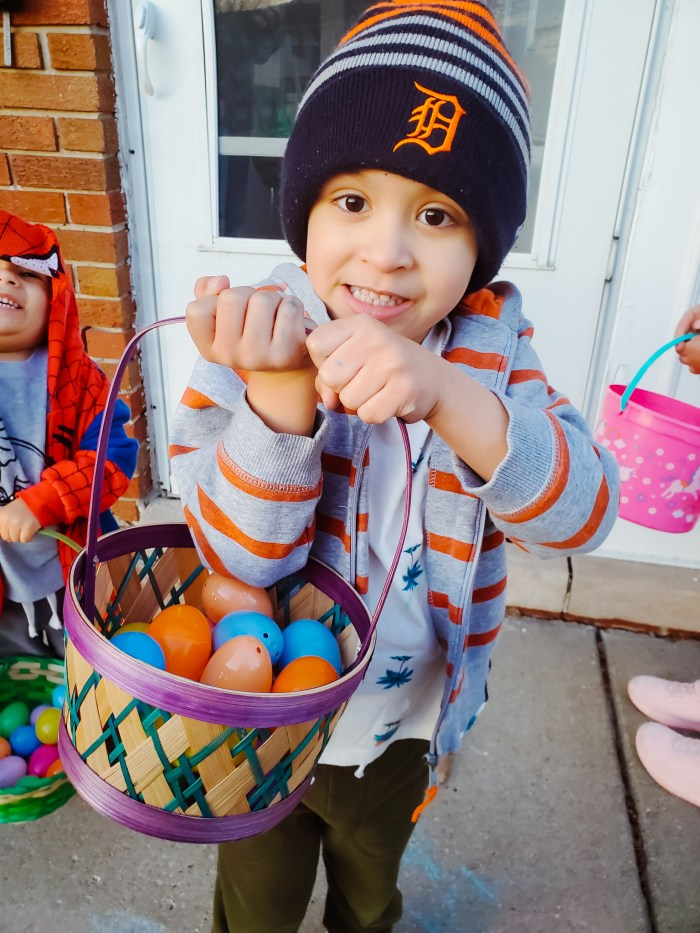 Easter Egg Hunt Activities for Kids
