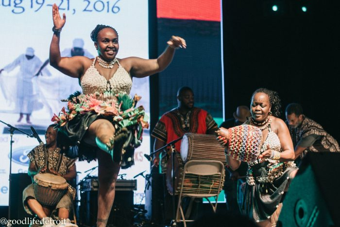 Detroit African World Festival Celebrates Culture and Heritage
