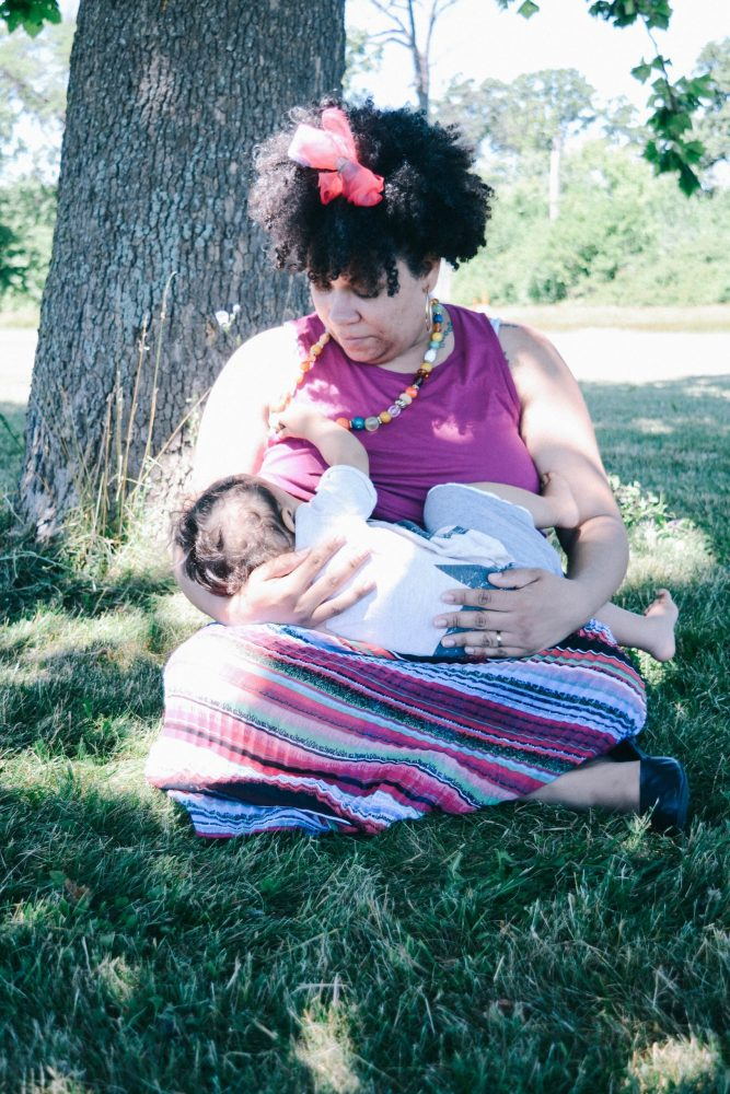 Breastfeeding Tips: Encourage Your Baby to Stop Biting While Breastfeeding